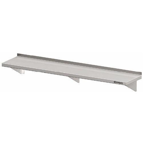 Półka wisząca na konsolach 1400x400x170 mm | STALGAST, 981744140