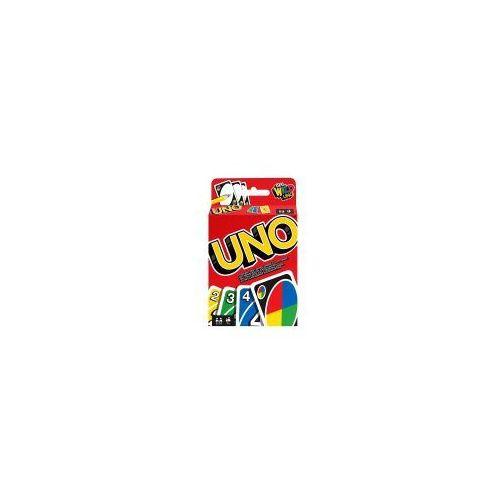 Uno - poznań, hiperszybka wysyłka od 5,99zł! marki Mattel