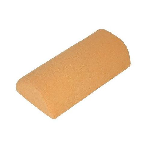 Pokrowiec frotte na poduszkę do manicure morelowy