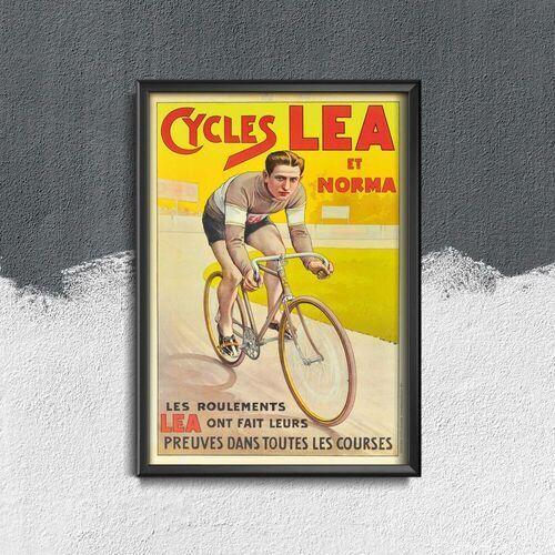 Vintageposteria.pl Plakat vintage plakat vintage plakat rowerowy campionati del mondo di ciclismo