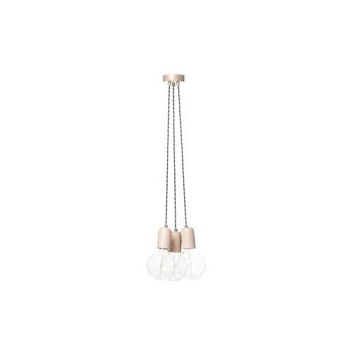 Lampa wisząca Woody 3 sonoma Producent Lampex, 591/3 SONOMA