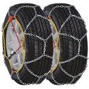 Vidaxl  łańcuchy śniegowe na opony samochodowe 12 mm kn 60 2 szt (8718475892939)