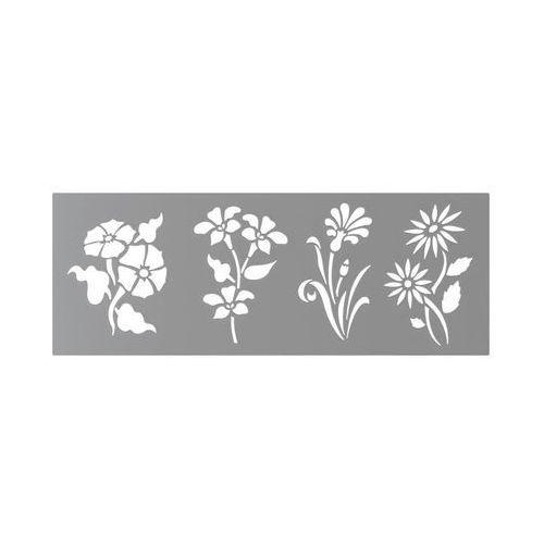 Jeger Szablon samoprzylepny kwiaty małe m nr 099 (5902166631379)