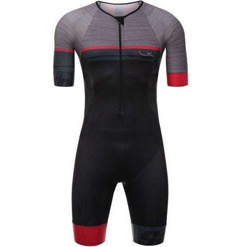Santini Sleek Plus 777 Mężczyźni czerwony/czarny M 2018 Pianki do pływania