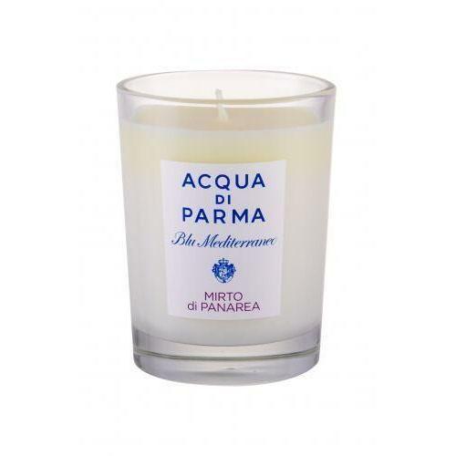 Acqua di parma blu mediterraneo mirto di panarea świeczka zapachowa 200 g unisex