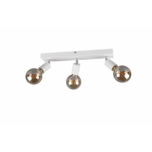 Trio rl vannes r80183008 plafon lampa sufitowa 3x40w e27 brązowy (4017807489125)