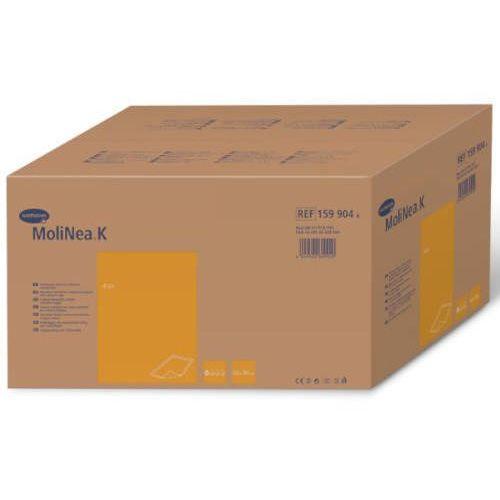 Podkłady chłonne z 4 warstw celulozy HARTMANN MoliNea K 60x90cm - 200szt.