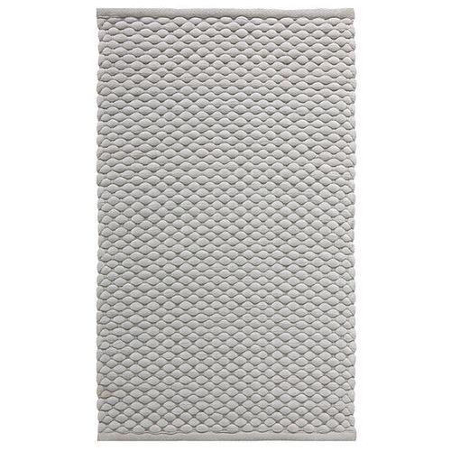 Dywanik łazienkowy maks silver grey marki Aquanova