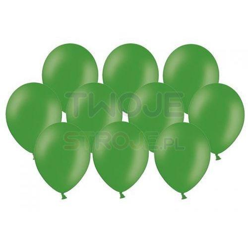 Balony lateksowe pastel zielone 30 cm 10 szt. marki Twojestroje.pl