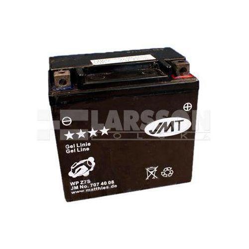 Jm technics Akumulator żelowy jmt ytz7s (wpz7s) 1100330 husqvarna te 450, yamaha yfm 250