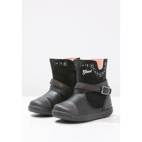 Geox FLICK Botki black, B6434B 02285
