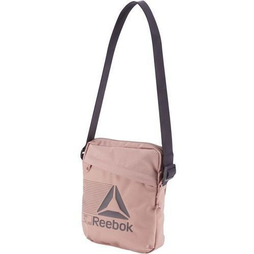 Torba Reebok City Bag CF7590, kolor różowy