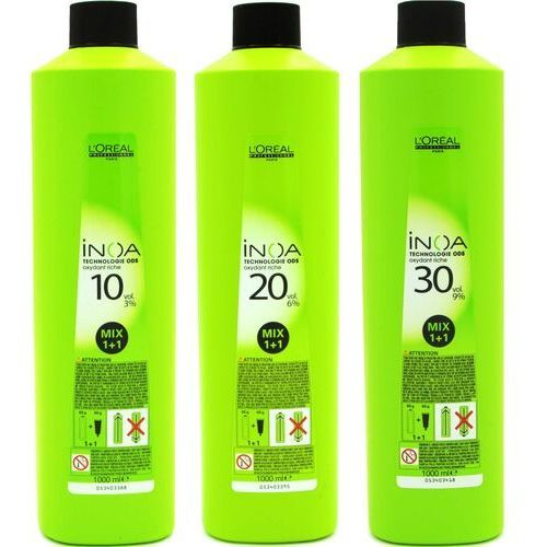 Loreal oxydant do farb inoa 1000ml 6 % - 20 vol.