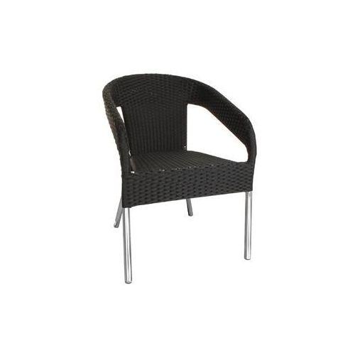 Krzesło sztaplowane | 550x660x(h)780mm | 4szt. marki Bolero