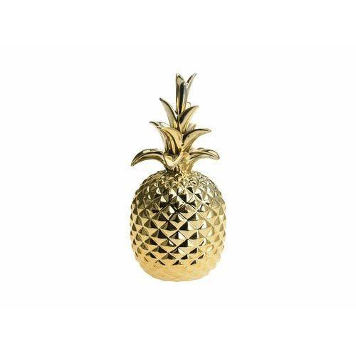Figurka dekoracyjna ananas marki Black red white