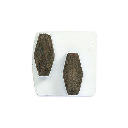 Diamentowy segment szlifierski bauta double white (zestaw) marki Scanmaskin
