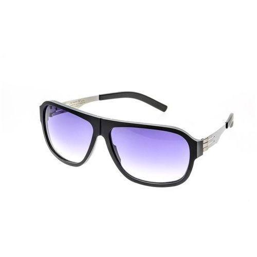 Ic! berlin Okulary przeciwsłoneczne power low chrome