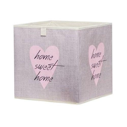 Kolorowe pudło heart do regałów max