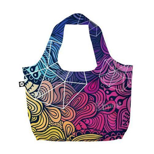 eco bags eco torba na zakupy 3w1 - groovy marki Bg berlin