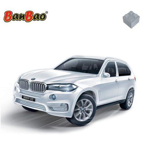 Banbao Bmw x5 6803-2 napęd pull-back biały (6953365321058)