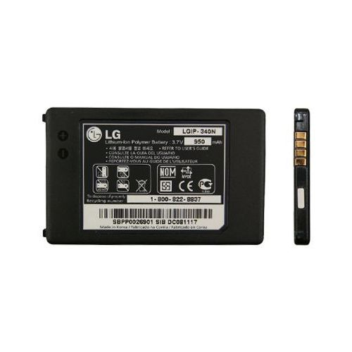 LG GT350 / LGIP-340N 950mAh 3.6Wh Li-Polymer 3.7V (oryginalny), LGIP-340N