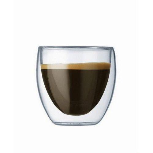 - pavina - zestaw 2 szklanek 0,08 l. - 0,08 l marki Bodum