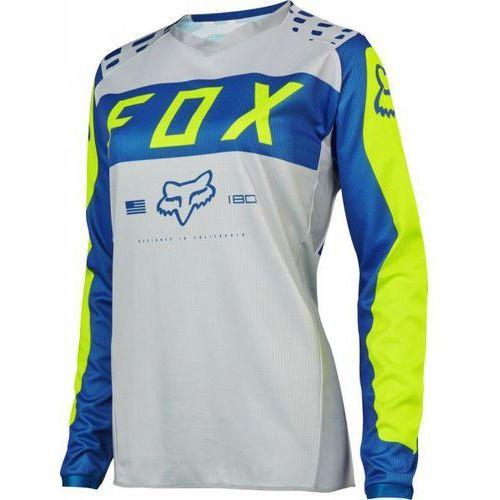 BLUZA CROSSOWA FOX LADY 180 GREY/BLUE