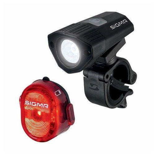 Zestaw lampek rowerowych SIGMA Buster 100 + Nugget II DARMOWY TRANSPORT (4016224187751)