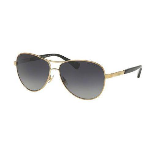 Okulary Słoneczne Ralph by Ralph Lauren RA4117 Polarized 3133T3