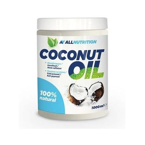 Allnutrition coconut oil olej kokosowy 1000ml