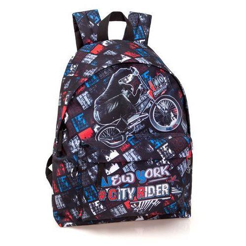 Plecak młodzieżowy delbag marki J.m. inacio