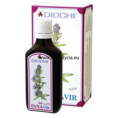 Diochi Dinavir 50ml - Na odporność, przeciw bakteriom, pasożytom i wirusom