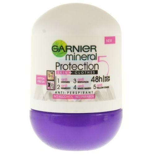 Garnier Mineral Dezodorant w kulce Protection 5 50 ml