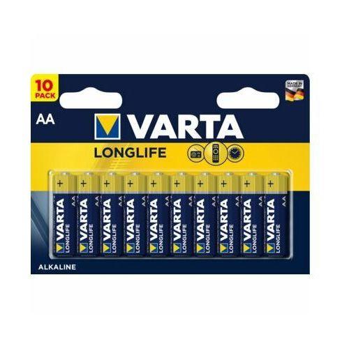 Baterie VARTA Longlife LR06/AA (10szt.) (4008496525232)