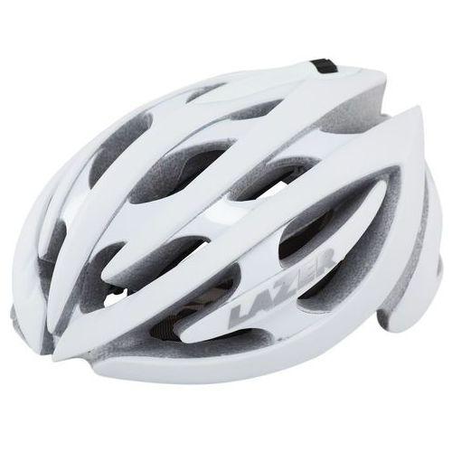 Lazer Genesis Kask rowerowy biały 58-61 cm 2018 Kaski szosowe