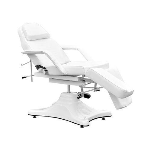 Activ Fotel kosmetyczny hyd. a 234c pedi biały