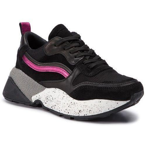 Sneakersy EVA MINGE - EM-18-06-000072 601, kolor czarny