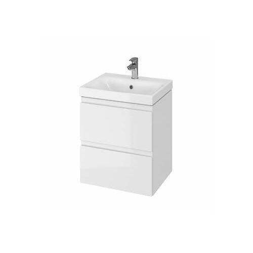 CERSANIT szafka podumywalkowa Moduo 50 biały połysk S929-012 (5902115738579)