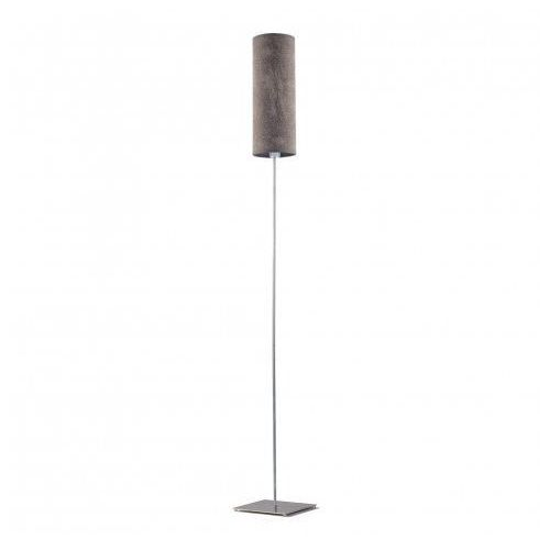 Lysne Nowoczesna lampa do salonu z włącznikiem nożnym florencja
