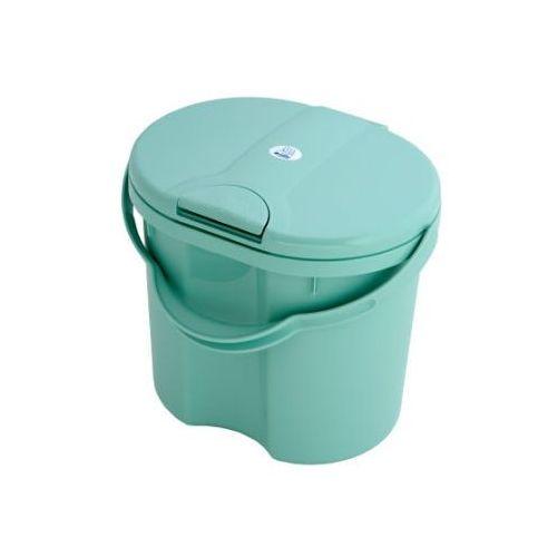 Rotho Babydesign Wiaderko na zużyte pieluszki TOP, kolor swedish green