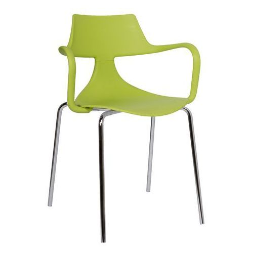 Krzesło Iron Shark Green zielone