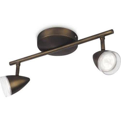 Philips 53212/06/16 - led reflektor myliving maple 2xled/3w/230v (8718291488385)