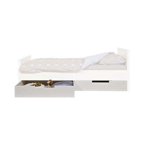 szuflady do łóżka jade (zestaw 2 szt.) 378872-gow marki Woood