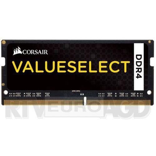 Corsair ValueSelect DDR4 16GB 2133 CL15 SODIMM, CMSO16GX4M1A2133C15