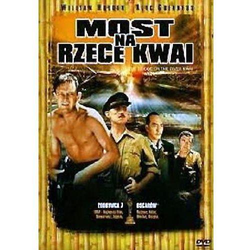 Most na rzece Kwai (DVD) - David Lean DARMOWA DOSTAWA KIOSK RUCHU
