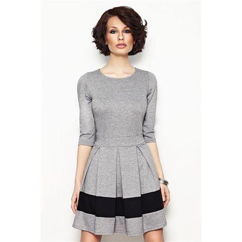 Sukienka Model Elodie Grey