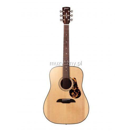 Framus  fd 14 solid a sitka spruce natural satin gitara akustyczna
