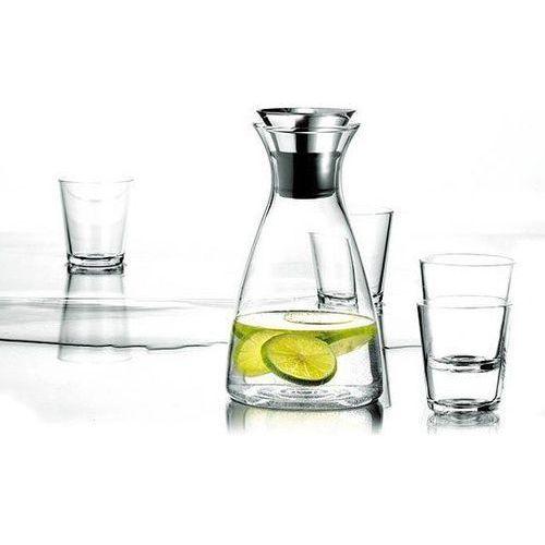 Karafka do wody 1 l z 4 szklankami, zestaw - Eva Solo (5706631018845)