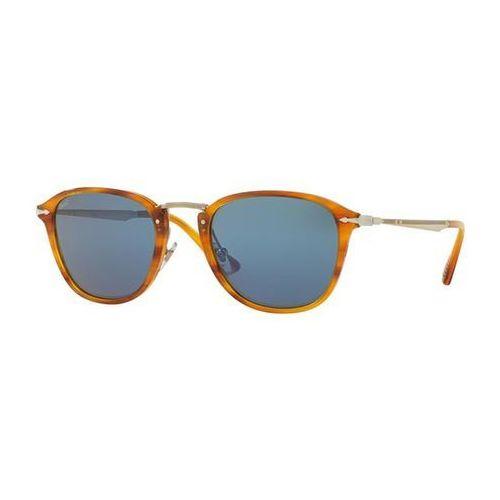 Okulary Słoneczne Persol PO3165S CALLIGRAPHER 960/56, kolor żółty