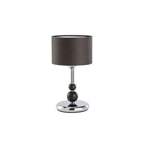 Lampa stołowa Alfa Pamela 18107 lampa nocna oprawa 1x40W E14 brązowy/ metal, 18107